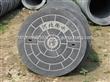 水泥钢纤维普通600井盖