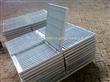 南京专业生产黑色钢格栅板 压锁钢格栅板  防滑钢格栅板