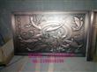 彩色蚀刻铝板立体雕刻壁画,不锈钢铝板立体壁画生产厂家