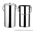 厂家直销不锈钢奶茶桶,多用桶等质量可靠,坚固耐用的厨房用具