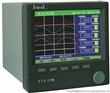 厦门惠尔达电子-记录仪-HED-802液晶显示彩色无纸记录仪