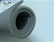 供应耐高温低密度光面布面硅胶海绵发泡板