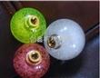 创鑫 亚克力带铜螺丝球 有机玻璃汽泡球 压克力球 亚克力铜牙球