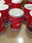 广州万雅可口可乐100L亚克力广告促销冰桶