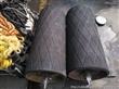 成都双鑫滚筒包胶 耐磨胶 硅胶 聚氨酯