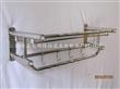 FT-009不锈钢毛巾架|浴巾架|置物架|收纳架|卫浴挂件|地漏|毛巾杆