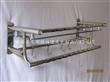 FT-017不锈钢毛巾架|浴巾架|置物架|收纳架|卫浴挂件|地漏|毛巾杆
