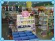 广州婴童展柜订做母婴店展示柜烤漆货架价格