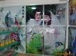 万能平板打印机/十大品牌彩韵玻璃屏风万能平板打印机