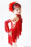 舞蹈服饰、拉丁舞蹈服、舞蹈表演服