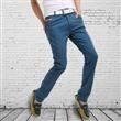 厂家批发  新款纯棉直筒休闲裤男 柔软休闲长裤 一件代发