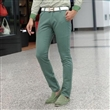 工厂特价直供  时尚修身 男式休闲裤 长裤