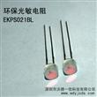单芯+滤光片环保光敏电阻EKPS021BL