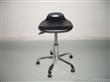 防静电PU发泡拉手小靠背椅 防静电椅子 深圳防静电圆凳