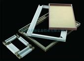 专业品质 供应销售橱柜门铝合金型材 折叠门铝合金型材