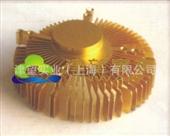 格尔木铝型材挤压工厂专业挤压各类铝型材和铝型材配件 散热器片