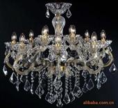 欧式现代吊灯铁艺,中山现代灯, 铝线灯现代灯