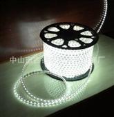 (5050灯带-90灯-110V-白光)工程优质灯带【质保2年】