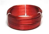 工厂直 供彩色铝丝铝线  DIY工艺品 特粗 6.0mm