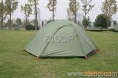 双人双层优质铝杆带延伸帐篷,高级铝杆帐篷
