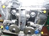 全自动染边机、皮带涂边机、皮条油边机、皮革油边盒