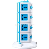 【新品推荐】优价供应多功能四层立式插座 性能优秀 安全放心插座