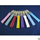 表带 多色五彩皮表带 多种款式真皮表带 低价批发支持混批
