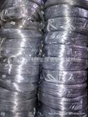 【厂家直销】供应PVC铝扎线 环保铝线 透明包胶铝线¶