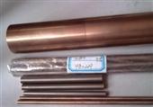 供应美国进口高弹性铍铜棒C17500 铍铜棒材 C17500铍铜