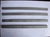 定做提供硬质合金棒材 硬质合金板材 硬质合金长条加工 钨钢圆棒