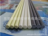 国产直径PVC棒材||批发40mmPVC棒材||深灰色PVC棒材