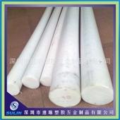 供应聚四氟乙烯棒、白色PTFE塑料棒、铁氟龙棒材、B+料生产