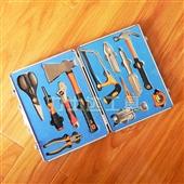 家用组合工具-直供 工具套装 家用组合铝塑24件 礼品工具批发订购组合工具-家用...