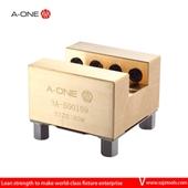 工装夹具-A-ONE品牌铜电极夹具座 可兼容代替EROWA夹具 高精度夹具座-工...