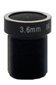 镜头-FG三百万像素单板机镜头M12-3.6IR(3MP)-C安防摄像机高清监控...