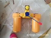 过滤器-重型机械矿山机械冶金机械液压系统用SXU-A系列双筒回油过滤器-过滤器尽...
