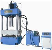液压整机-行业首选:300吨加热液压机 300T金属板材拉伸油压机出厂价-液压整...