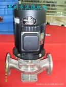 耐腐蚀泵-供应源立水泵 GDF40-50立式不锈钢泵-4KW不锈钢耐腐蚀泵-耐腐...