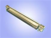 连接器-厂家直销高端单卡防潮条形连接器高精密插座SCSI PCB连接器-连接器尽...