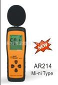 噪音计-希玛SMART AR214数字噪音计 声级计 分贝仪-噪音计...