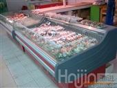 保鲜冷藏设备-风冷鲜肉柜 冷藏保鲜柜 生猪肉展示柜 保鲜冷藏设备 冷藏展示柜-保...