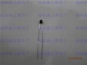 电阻器-MF52热敏电阻小黑头   10K  直径3MM   1%-电阻器尽在阿...