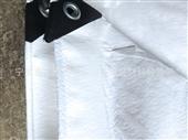 货场盖布-精品篷布 白色篷布 帆布 pe篷布 防水帆布 6x8自产自销-货场盖布...