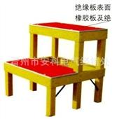 软梯、逃生梯-绝缘高低凳 玻璃钢绝缘梯子可移动式双层绝缘凳 绝缘平台绝缘踏台-软...