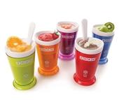 批发采购杯子-包邮Zoku美国正品 冰沙杯冰淇淋机 沙冰奶昔器雪糕机冰沙杯子创意...
