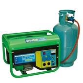 燃气发电机组-天然气发电机3kw 小型发电机 家用发电机 多燃料燃气发电机组-燃...