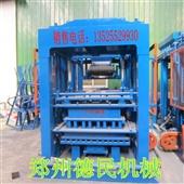 建材生产加工机械-l供应免烧水泥砖机,彩色路空心砖机生产厂家-建材生产加工机械尽...