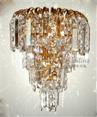 壁灯-莱亭水晶灯厂家直销 水晶壁灯  过道灯 LT35026-壁灯-...