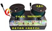 升级不粘锅电动爆米花机,全自动双锅爆米花机