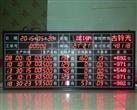 供应深圳市家乐士净水科技有限公司LED电子看板 产线自动计数看板